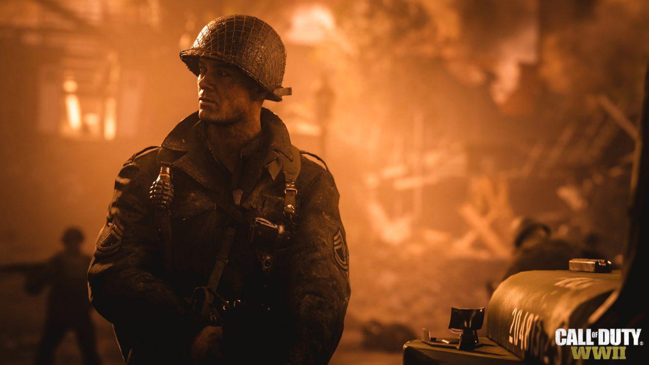 Call of Duty: WWII | Pixel Vault