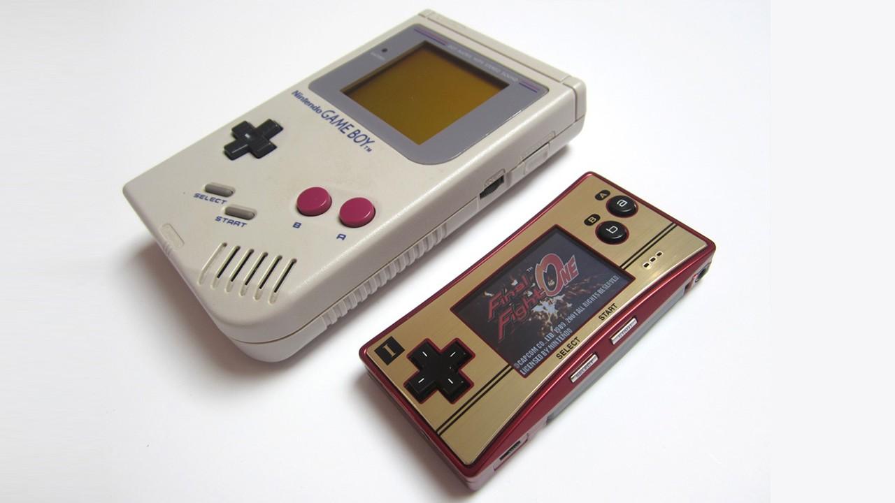 Gameboy Micro   Pixel Vault