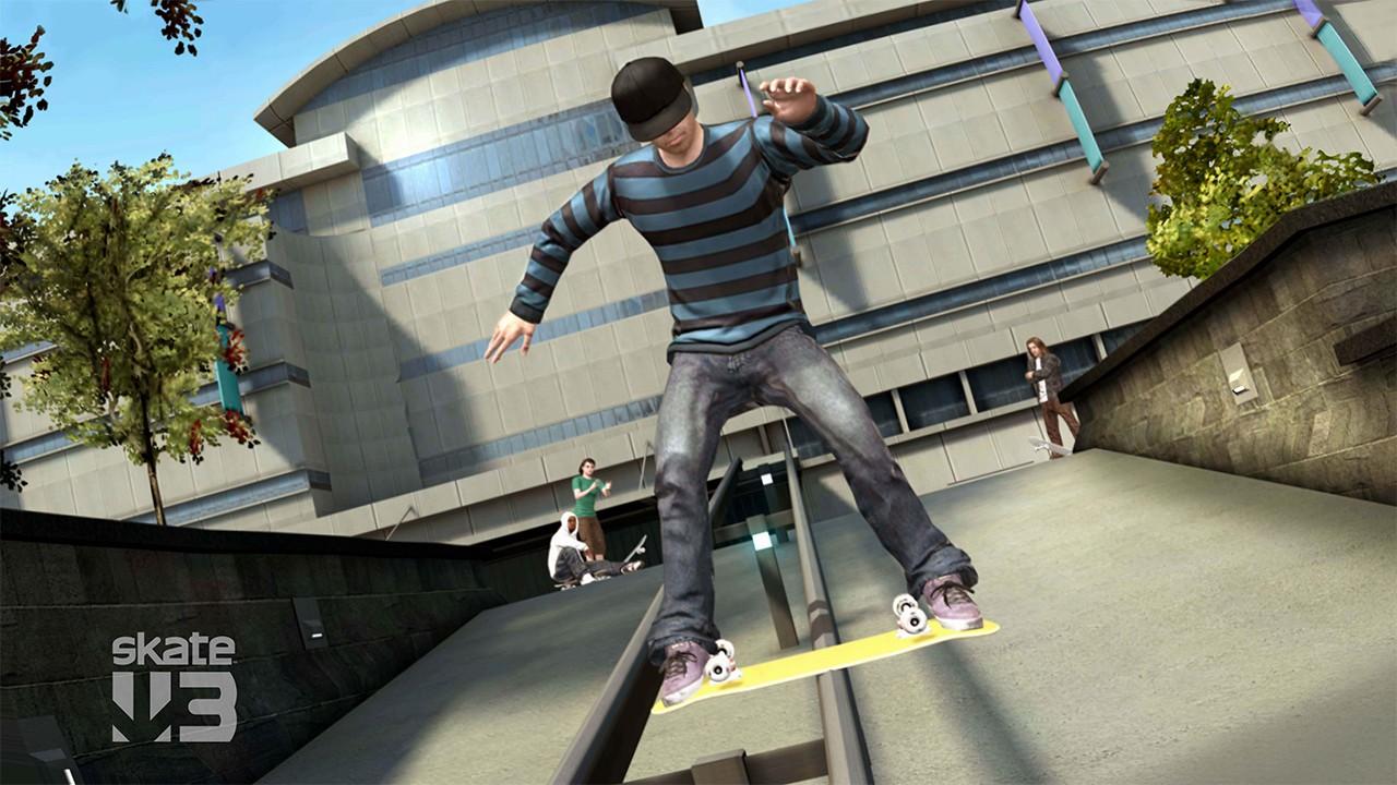 Skate 3   Vrijmarkt   Pixel Vault
