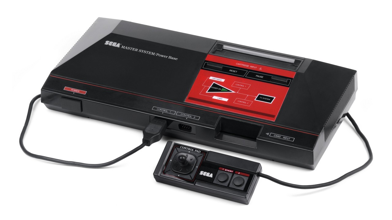 SEGA Master System   Vrijmarkt   Pixel Vault