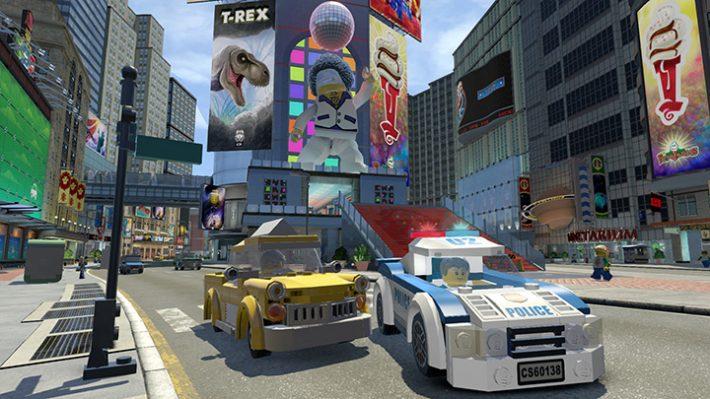 Lego City Undercover | Pixel Vault