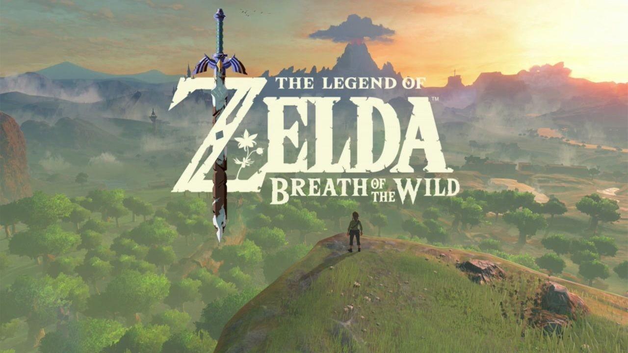 The Legend of Zelda: Breath of the Wild DICE Awards | Pixel Vault