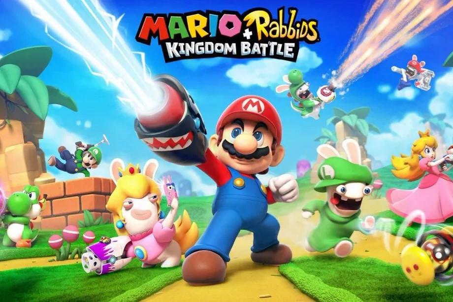 Mario + Rabbids Kingdom Battle | Pixel Vault