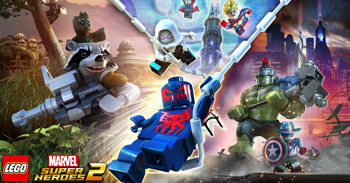 LEGO Marvel Super Heroes 2 | Pixel Vault