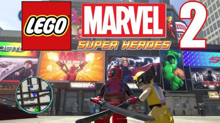 LEGO Marvel Super Heroes 2   Pixel Vault