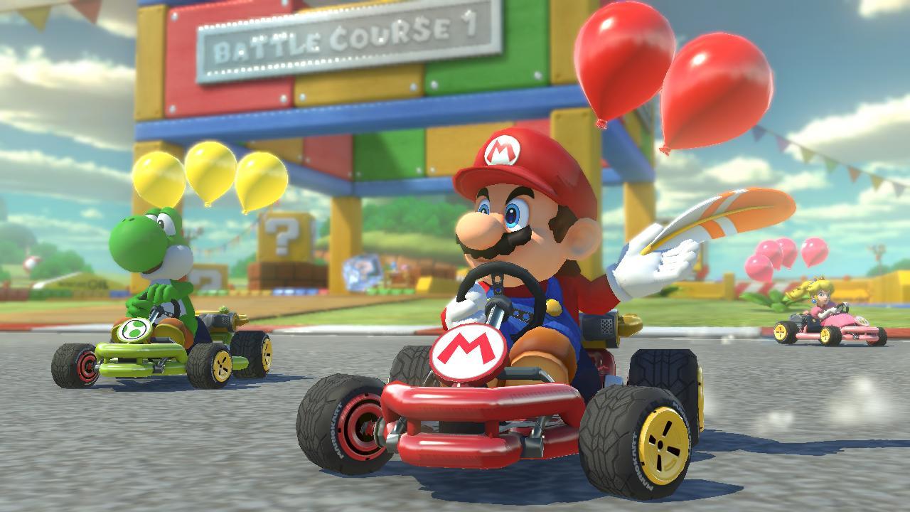 Mario Kart 8 Deluxe | Pixel Vault