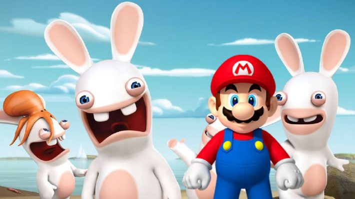 Mario + Rabbids Kingdom Battle | Pixel Vault