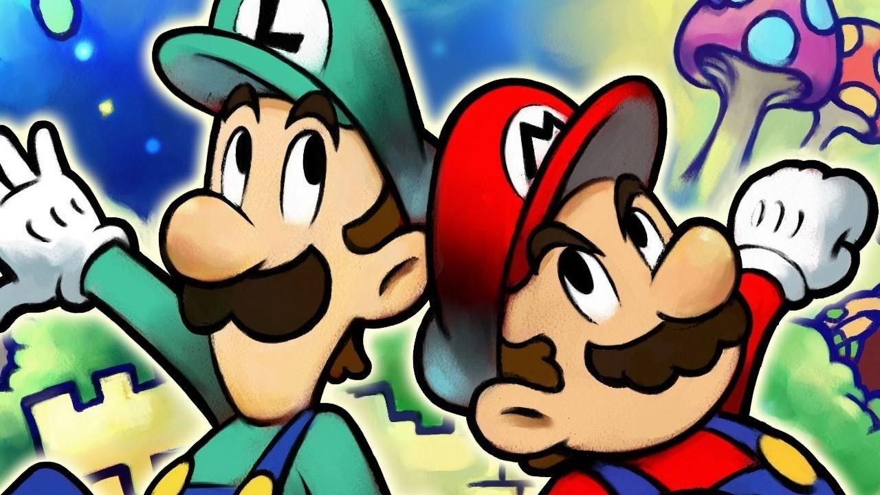 Mario and Luigi: Superstar Saga | Pixel Vault