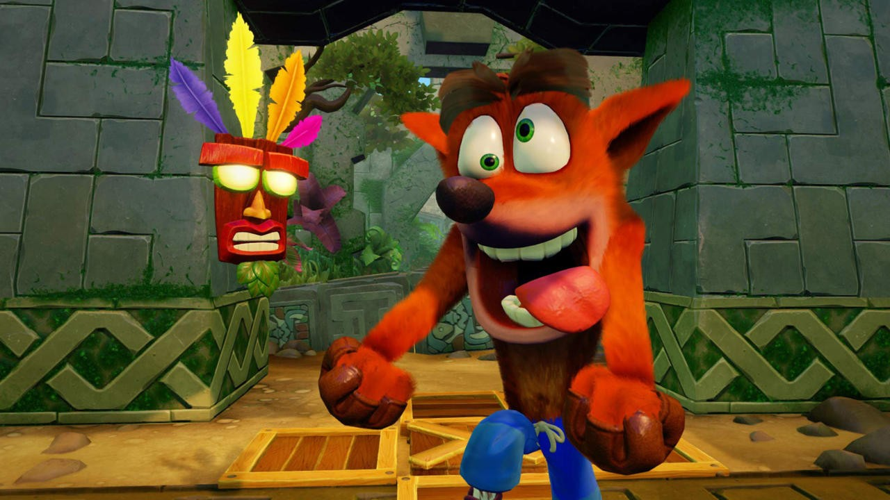 Crash Bandicoot | Pixel Vault