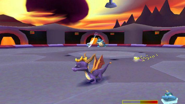 Spyro | Pixel Vault