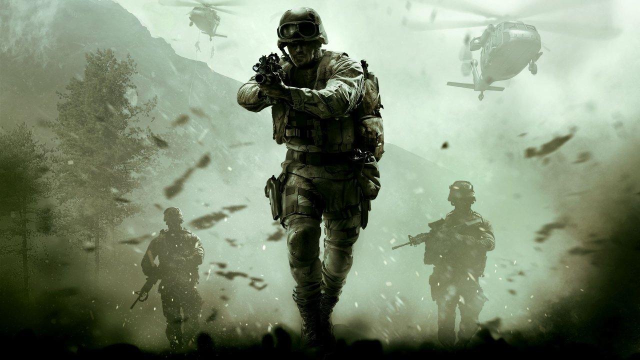 Call of Duty: Modern Warfare Remastered | Pixel Vault