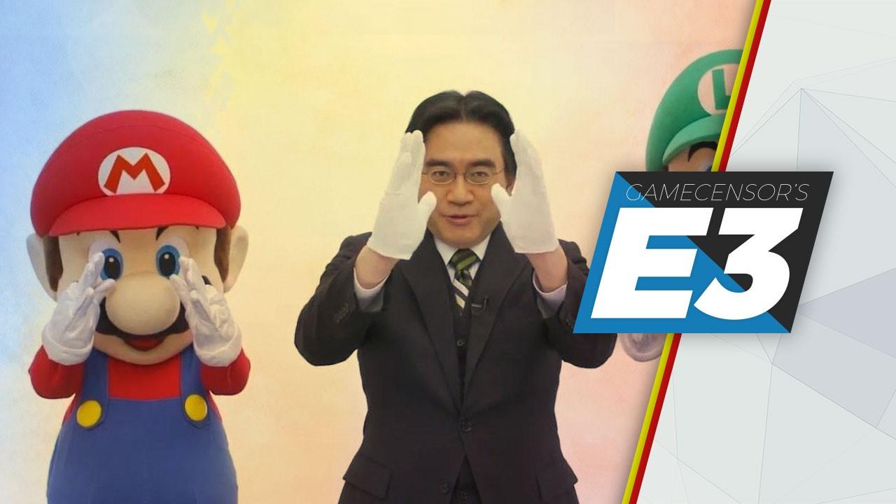 E3 Opinie - Nintendo, Microsoft en Sony | Pixel Vault