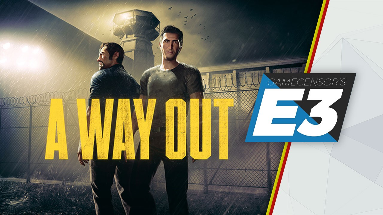 A Way Out | Preview | Pixel Vault