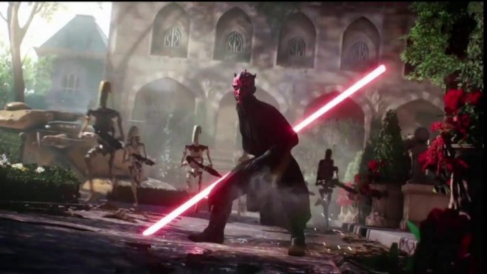 Star Wars Battlefront 2   Pixel Vault