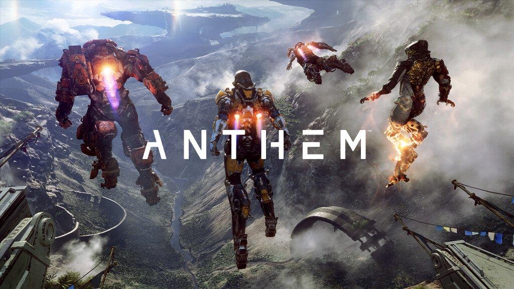 Anthem | Pixel Vault