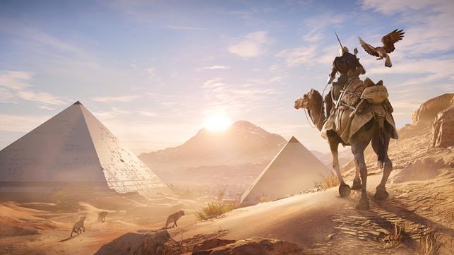 Assassin's Creed: Origins   Pixel Vault