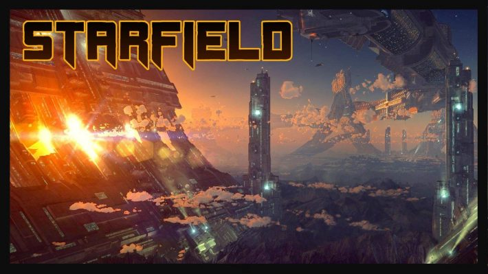 Starfield | Pixel Vault