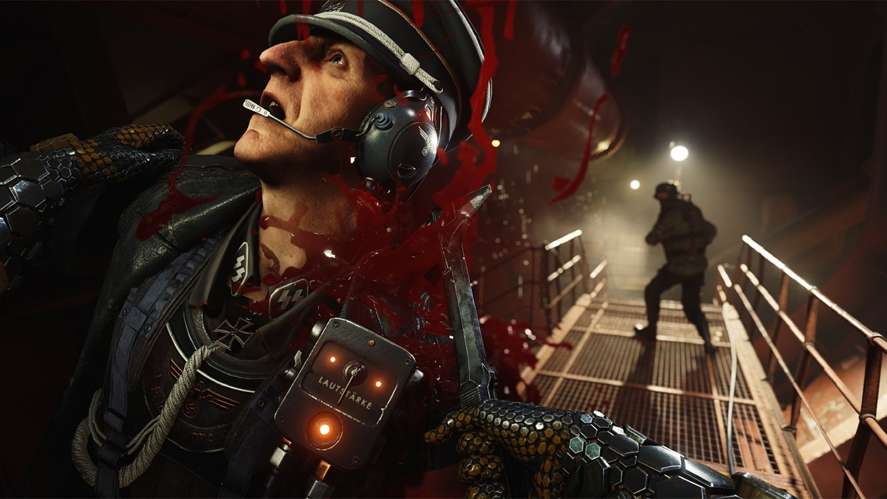 Wolfenstein 2 The New Colossus | Pixel Vault