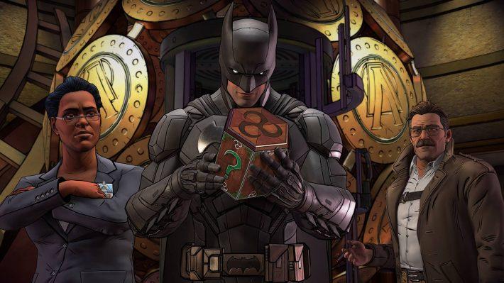 Telltale's Batman Enemy Within | Pixel Vault