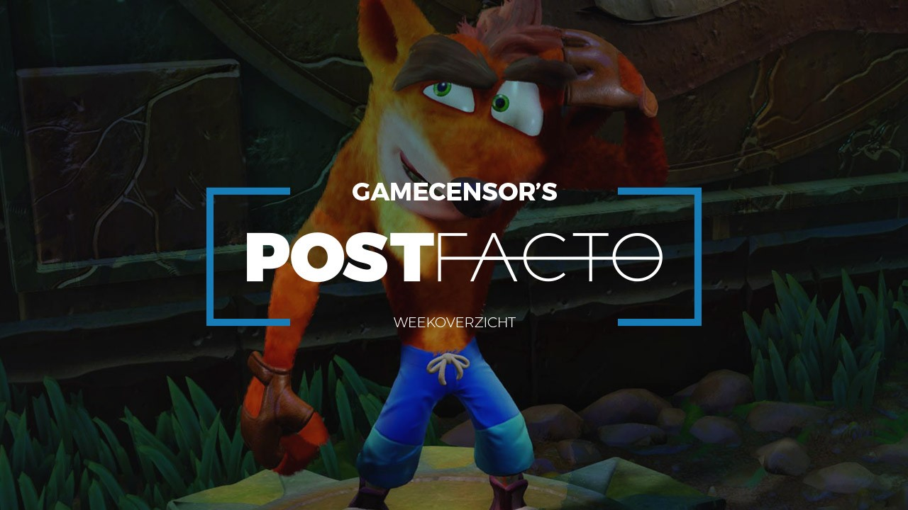 Post Facto #6 | Pixel Vault