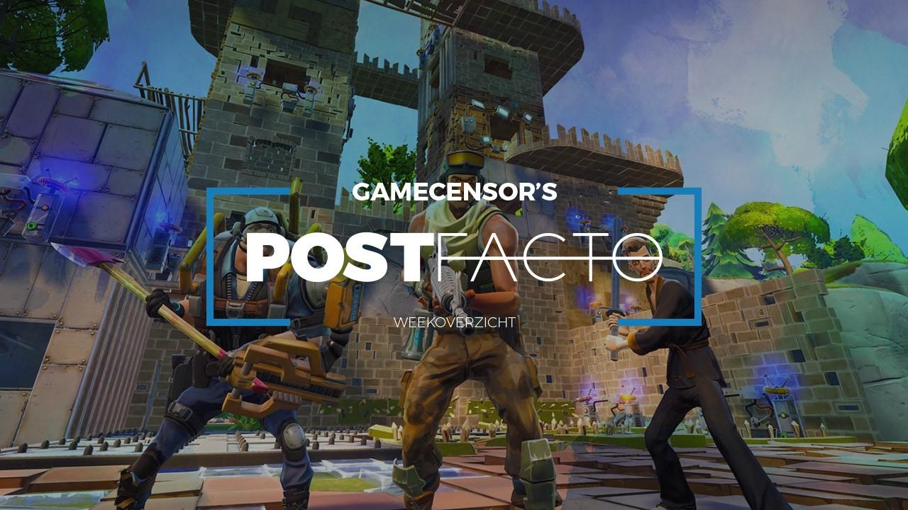 PostFacto 10 | Pixel Vault