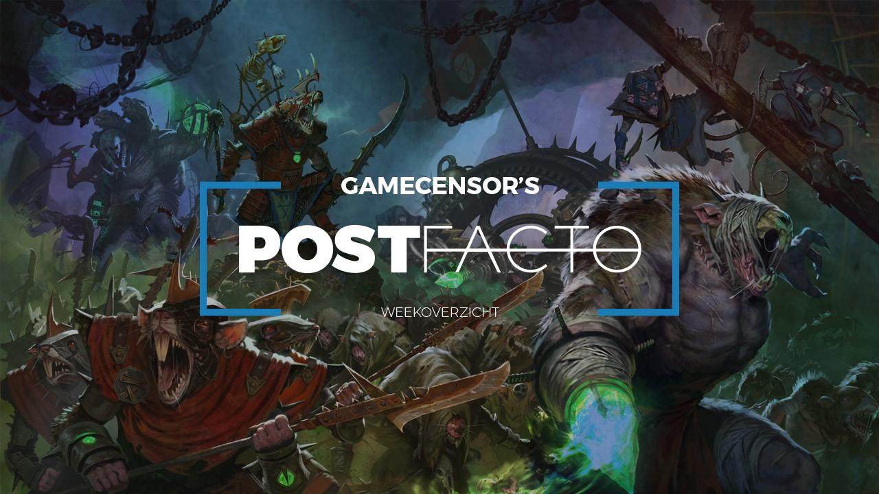 Post Facto #18 | Pixel Vault