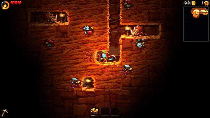 SteamWorld Dig 2 | Pixel Vault
