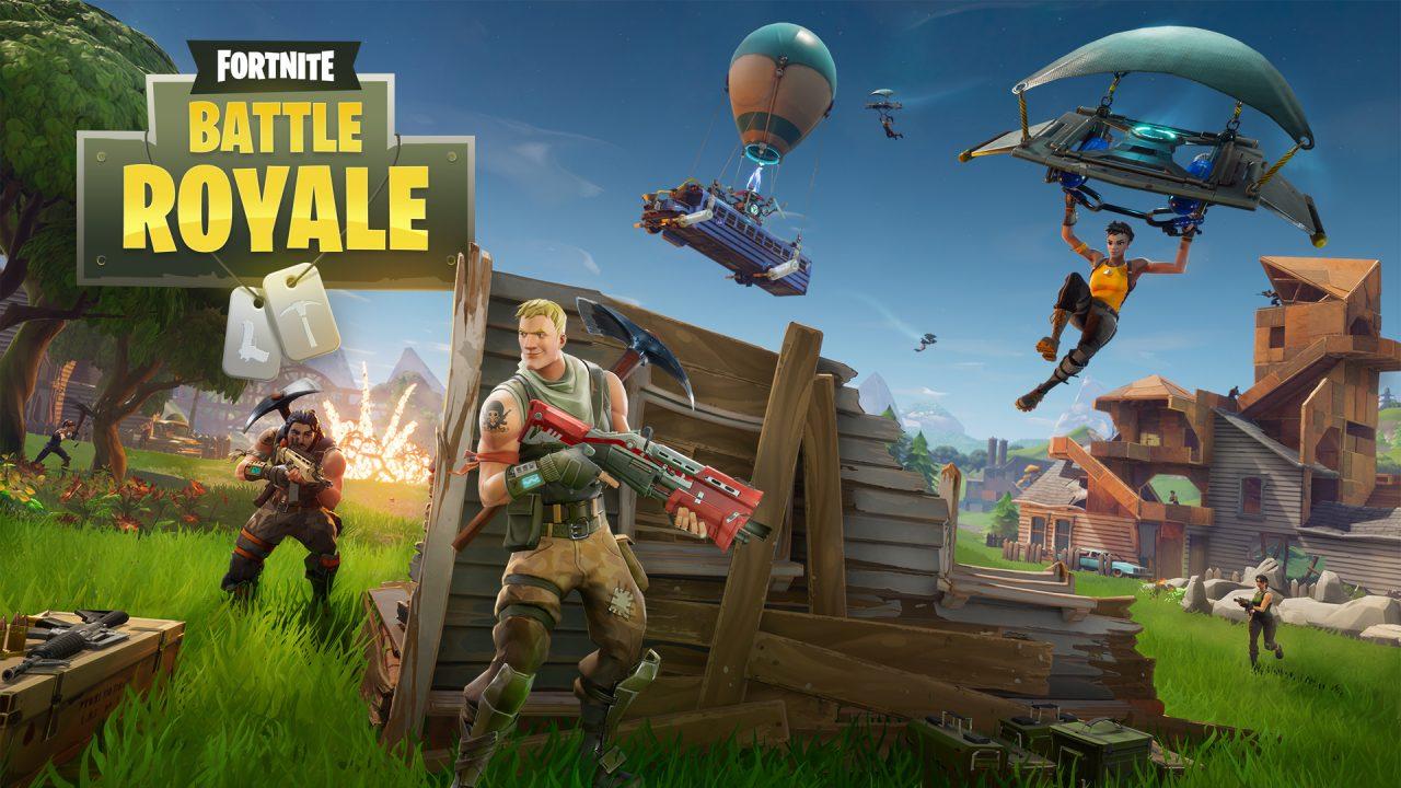 Fortnite Battle Royale | Pixel Vault
