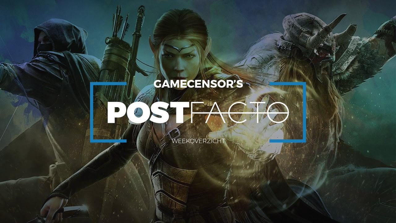 Post Facto #16 | Pixel Vault