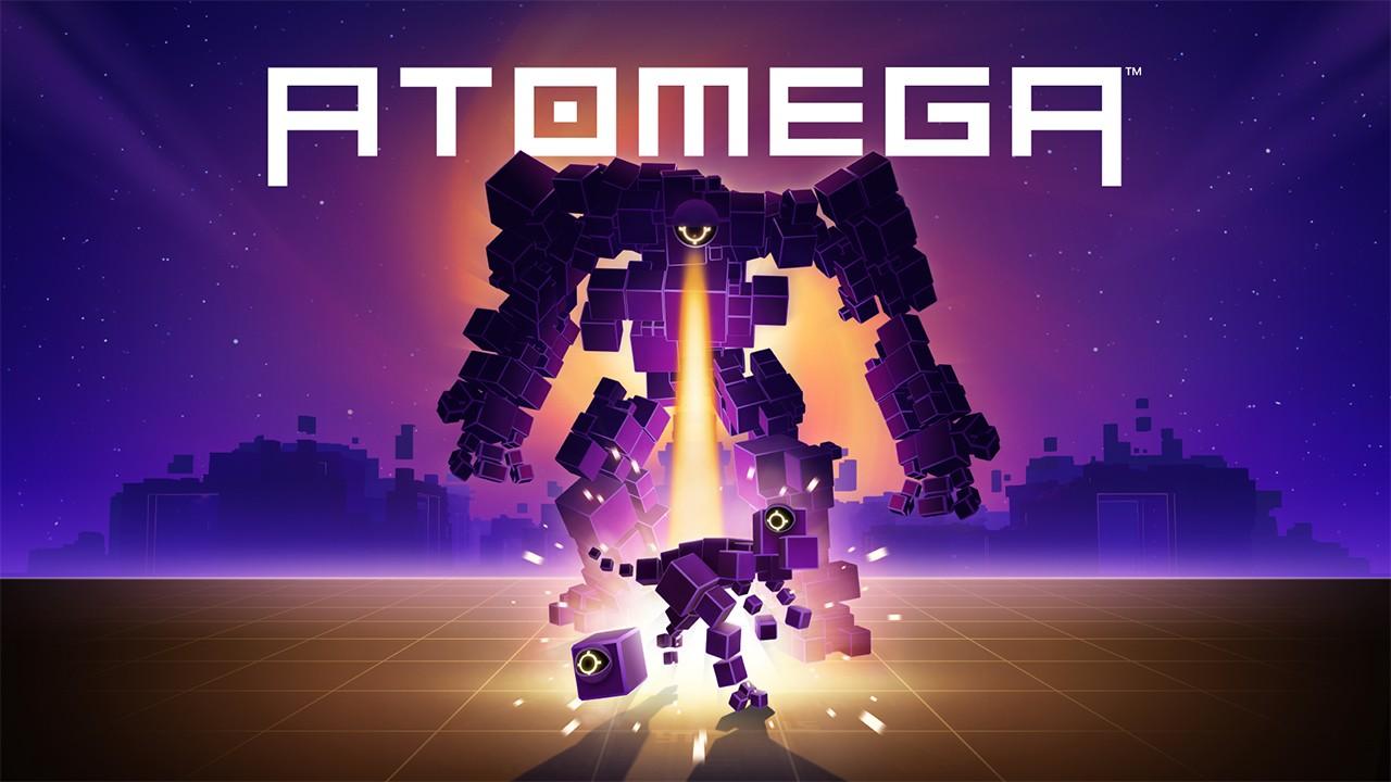 Atomega | Pixel Vault