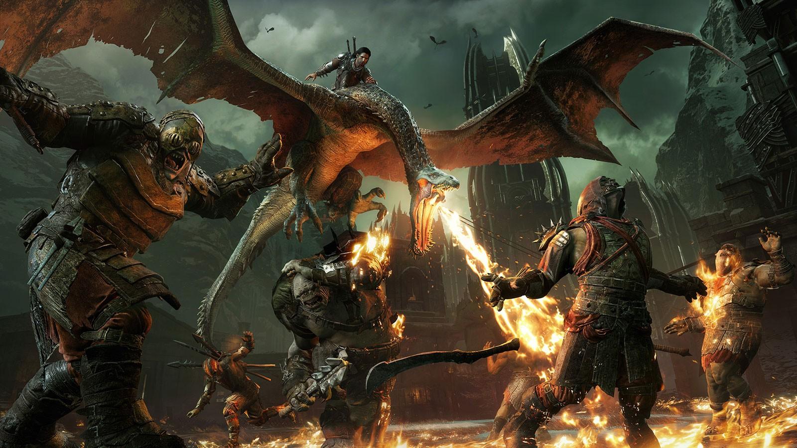 Middle-earth: Shadow of War | Pixel Vault