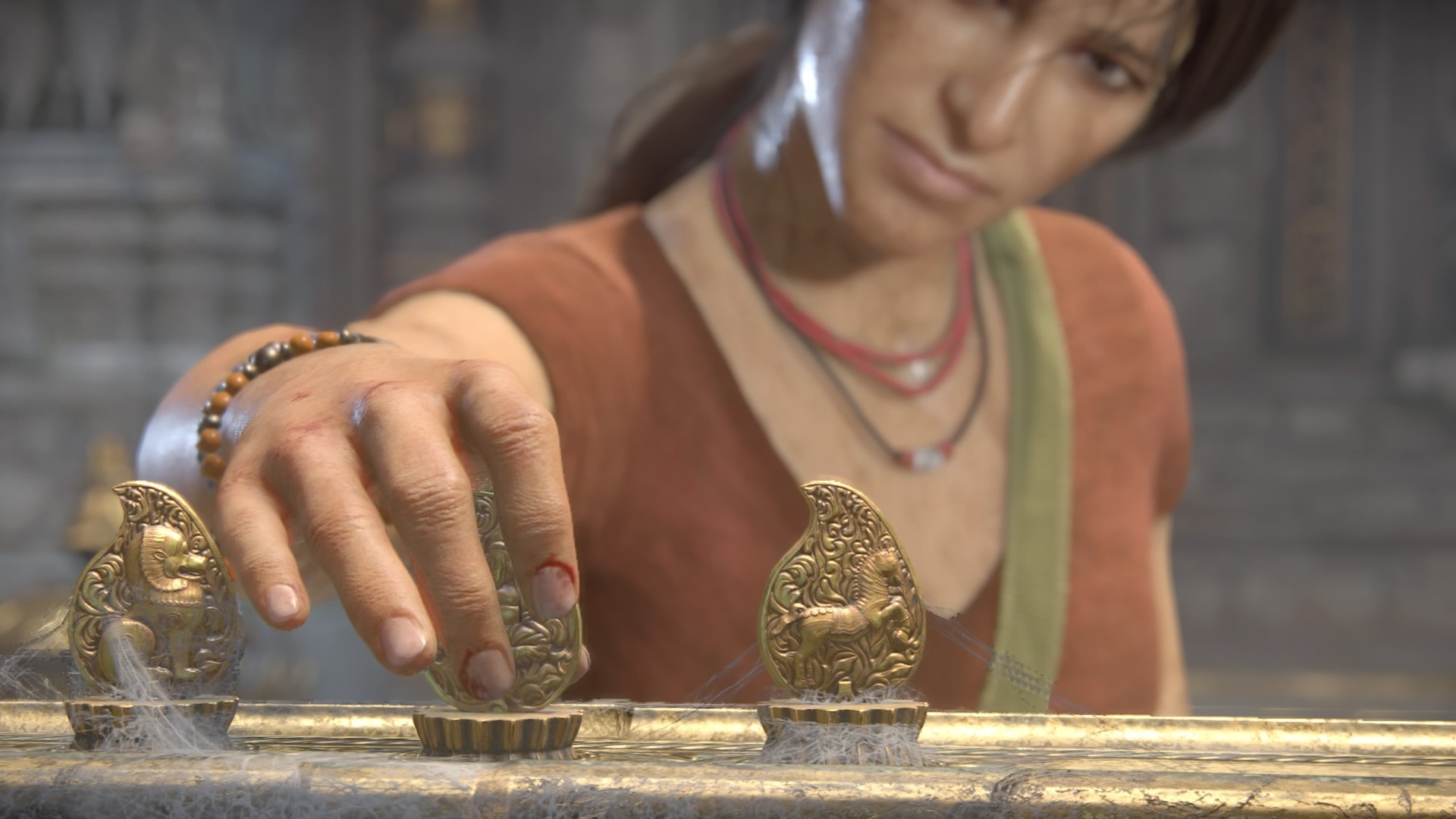 Uncharted™: The Lost Legacy | Pixel Vault