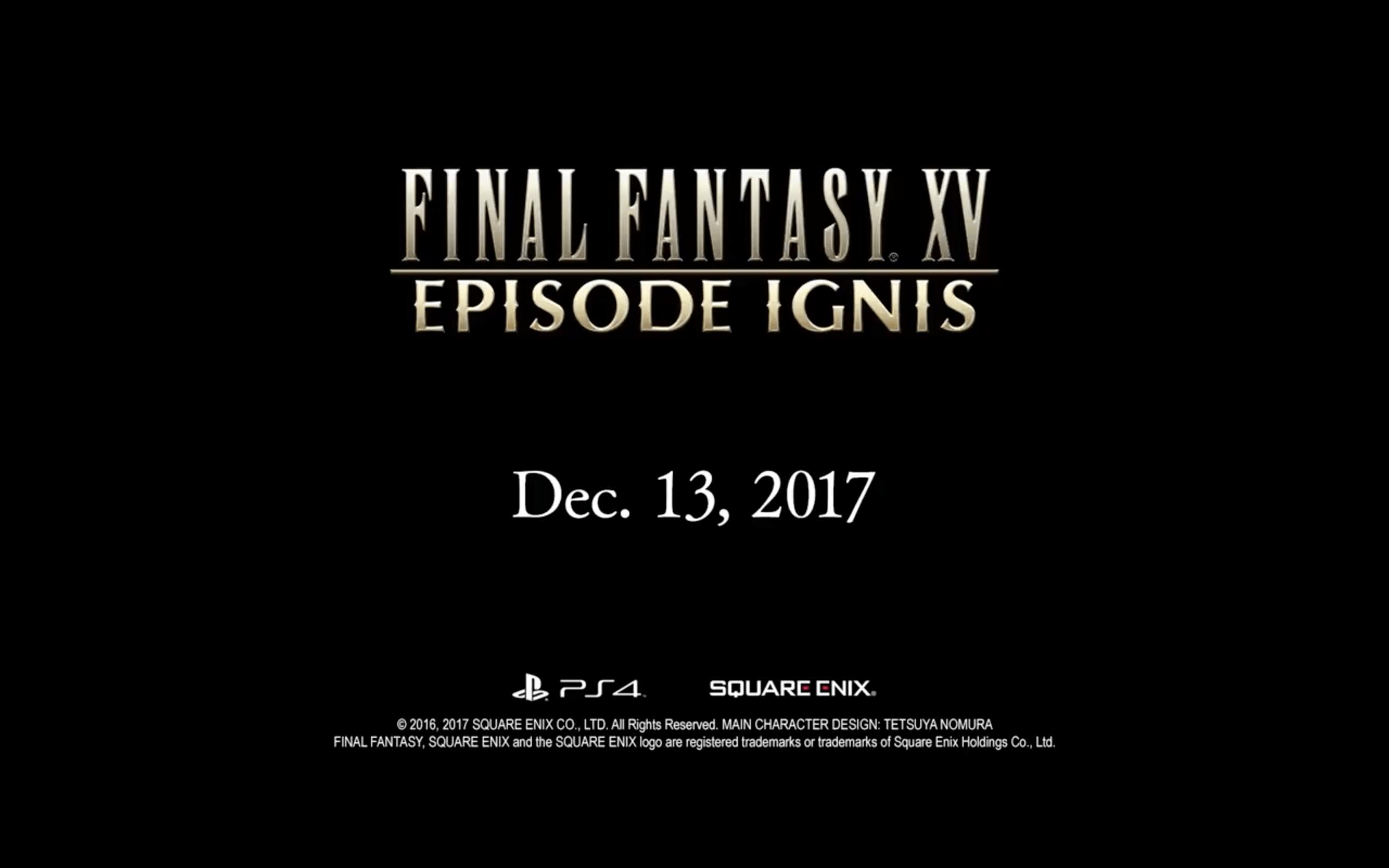 Final Fantasy XV Episode Ignis | Pixel Vault
