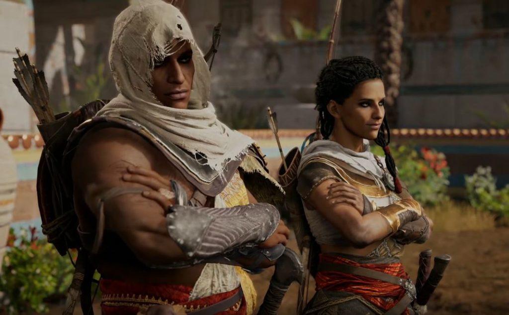 Assassin's Creed Origins | Pixel Vault