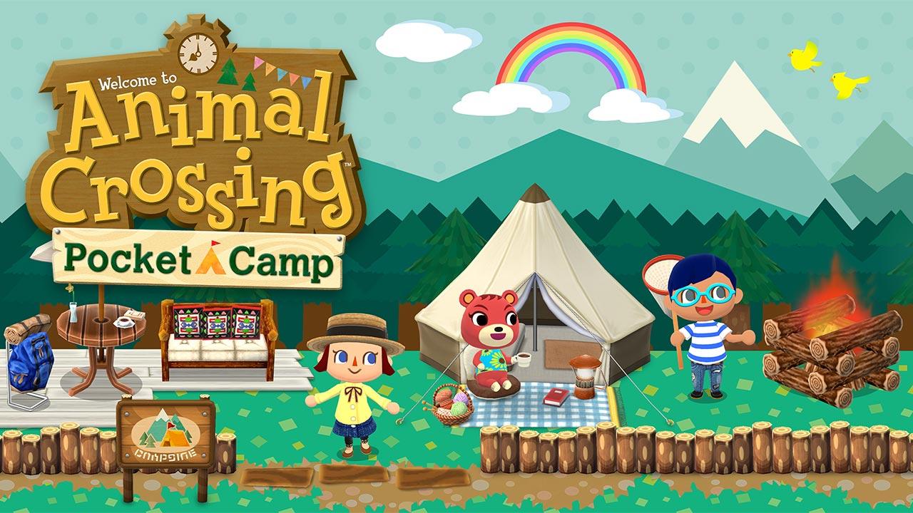Animal Crossing: Pocket Camp | Pixel Vault