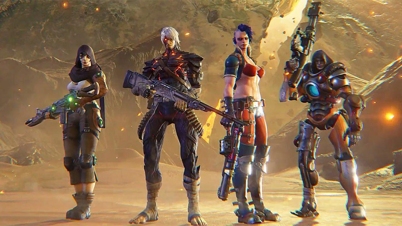 Raiders of the Broken Planet | Pixel Vault