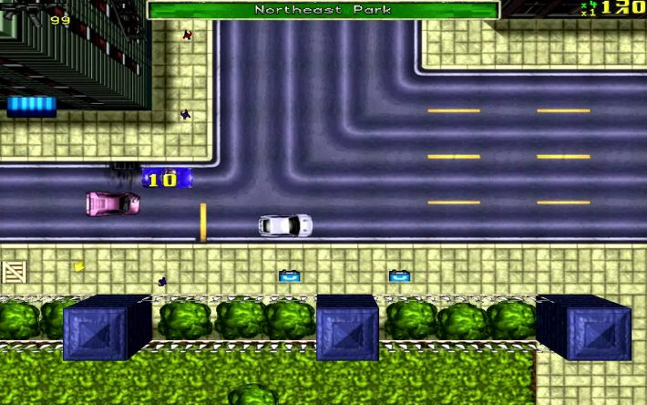 GTA | Pixel Vault