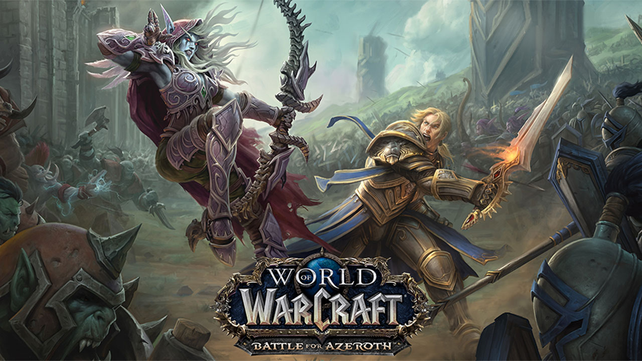 World of Warcraft: Battle for Azeroth | Pixel Vault