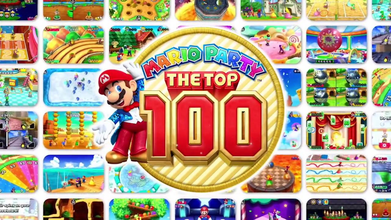 Mario Party: The top 100   Pixel Vault