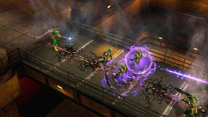 Marvel Heroes Omega | Pixel Vault