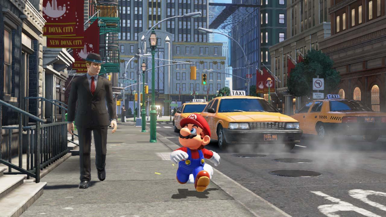 Super Mario Odyssey | Pixel Vault