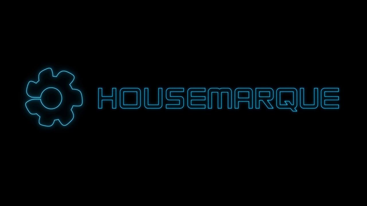 Housemarque Retro Logo | GameCensor
