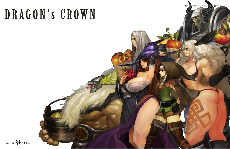 Dragon's Crown | Pixel Vault