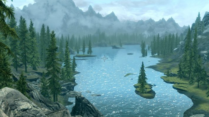 Achtergrond Romantiek In Open World Role Playing Games