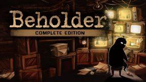 Beholder Complete Edition   GameCensor