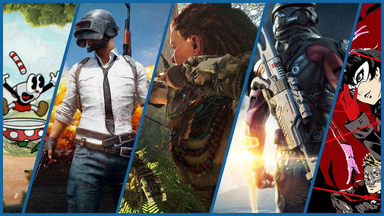 GameCensor's games van het jaar 2017 | Pixel Vault