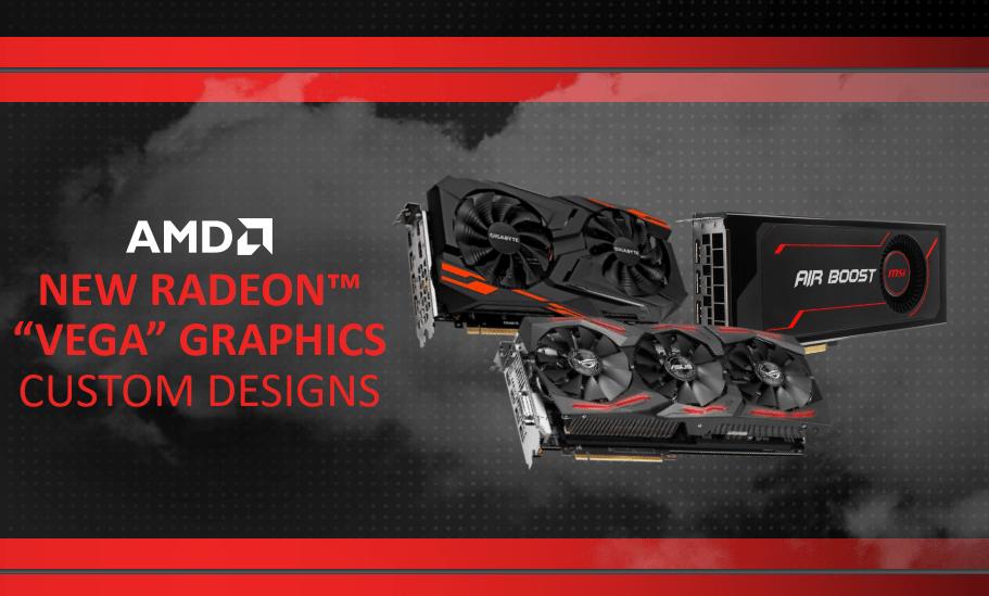 AMD Radeon Vega | Pixel Vaulti