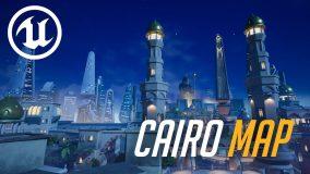 Cairo Map | Overwatch | GameCensor
