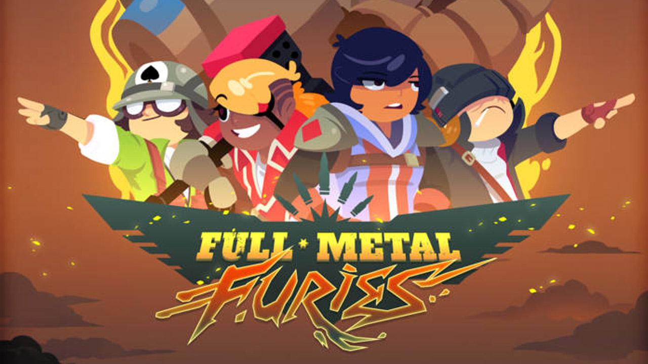 Full Metal Furies | Pixel Vault