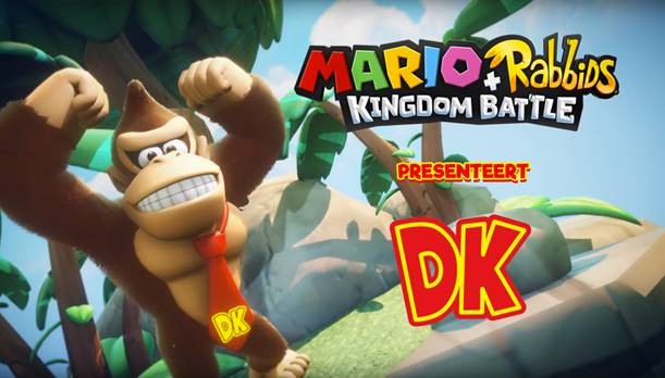 Mario + Rabbids: Kingdom Battle Donkey Kong | Pixel Vault